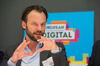 Photo: Daniel Glasner, founder of Quandoo and CRES Internet