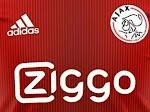 Desain Konsep Jersey Ajax Amsterdam home musim 2020/2021