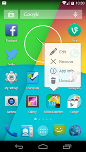 KK Launcher (Lollipop & KitKat) V2017 Unlocked 1