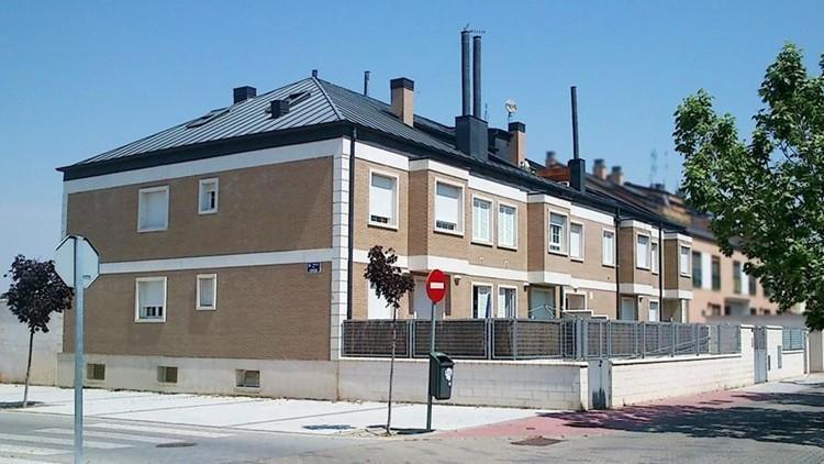 proyecto edificio de viviendas fachada este