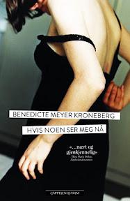 Hvis noen ser meg nå, av Benedicte Meyer Kroneberg
