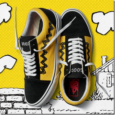Vans x Peanuts Collection 2017 02