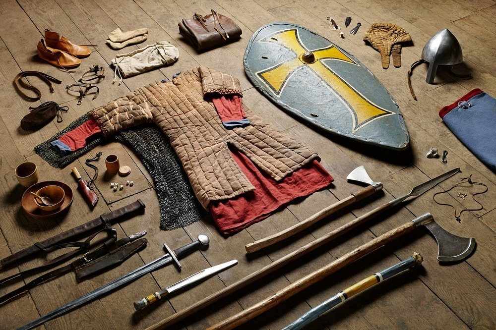 What Soldiers Carried To Battlefield Through The Ages