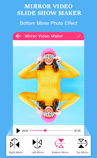 Mirror Video Slideshow Maker 1.3 screenshots 2