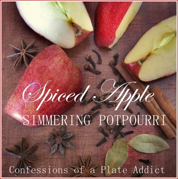CONFESSIONS OF A PLATE ADDICT Spiced Apple Simmering Potpourri2b