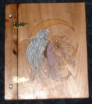 Angel Book Of Shadows, Book Of Shadows
