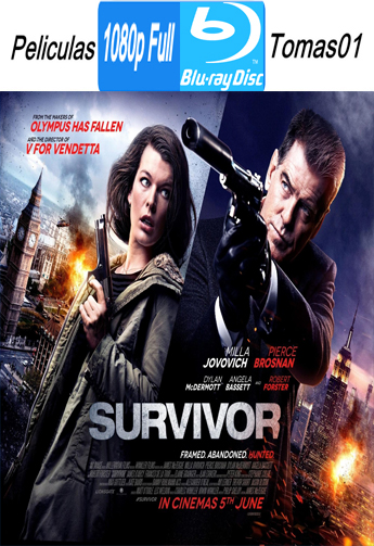 Survivor (2015) BRRipFull 1080p