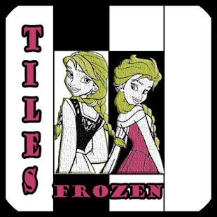 Piano Tiles of Frozen - náhled