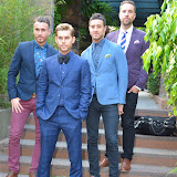 WWW.ENTSIMAGES.COM -   The Overtones   at OK! Magazine Summer Party - Wild Tigers and Tiaras at London Zoo, Regents Park, London June 25th 2013                                                     Photo Mobis Photos/OIC 0203 174 1069