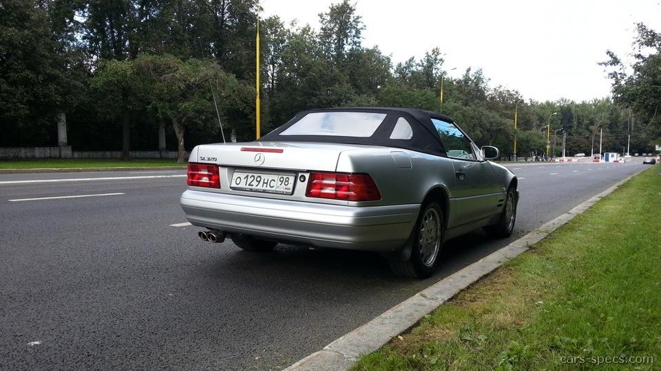 1993 mercedes benz 500 class convertible specifications for Mercedes garage 93