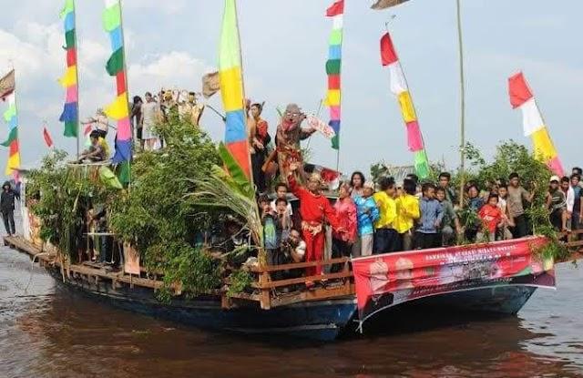 Upacara Tradisi Adat Laluhan Diusulkan Masuk Agenda Pariwisata Nasional