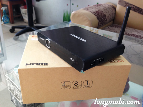 android tv box himedia q3