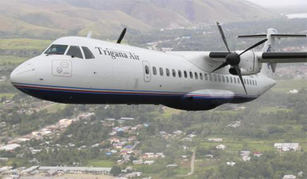 ५४ यात्रुसहित बेपत्ता विमान दुर्घटनाग्रष्त अवस्थामा भेटियो