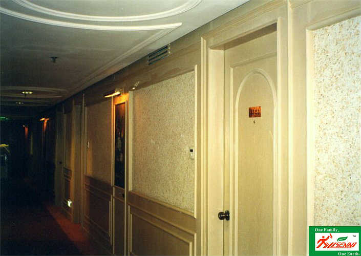 YISENNI Silk Plaster is a new dressing for your walls and new business for you