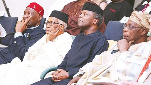 Allow Igbo to go with Biafra - Northern Youths begs FG, Osinbajo