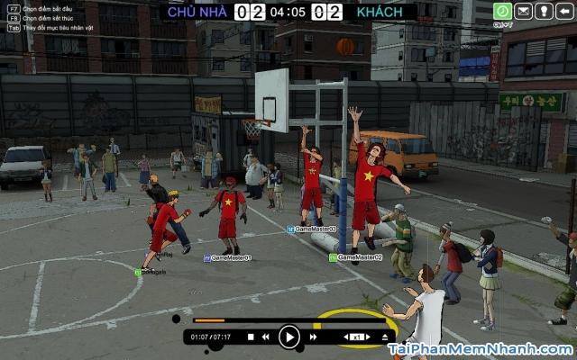 Vua bóng rổ - áo việt nam