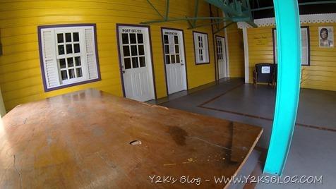 Custom, Immigration e Port Office - Charlestown - Nevis