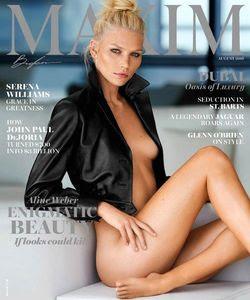 Читать онлайн журнал<br>Maxim (№8 авгут 2016 США)<br>или скачать журнал бесплатно