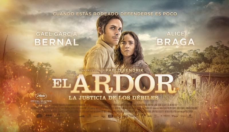 Στις Φλόγες του Έρωτα (El Ardor) Wallpaper