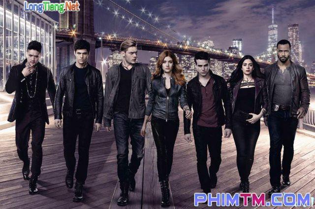 Xem Phim Thợ Săn Bóng Đêm 3 - Shadowhunters Season 3 - phimtm.com - Ảnh 1