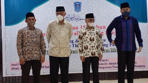 Gubernur Mahyeldi: 110 Tahun Perguruan Thawalib Padang Panjang, Banyak Lahirkan Tokoh Nasional