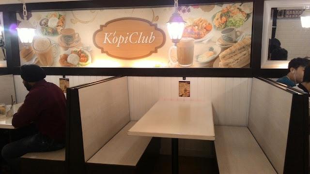 Kopi Club,