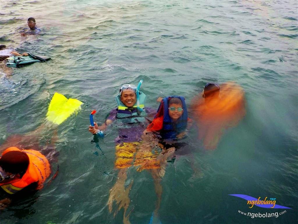 pulau harapan taun baru 2015 pan 12