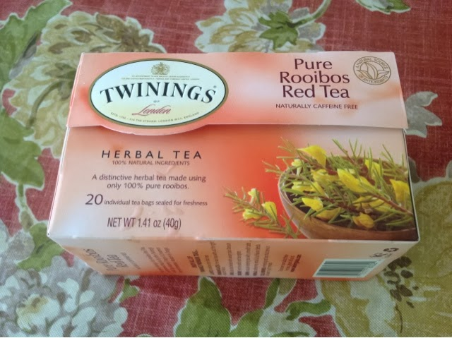 Box of Twinings Herbal Tea 20 count