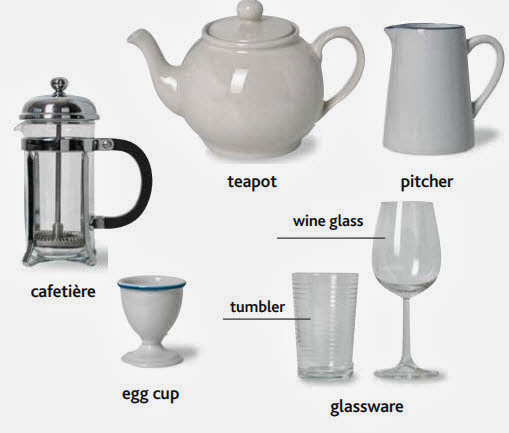 Crockery and Flatware