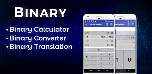 Binary Calculator, Converter & Translator - Apps on Google Play