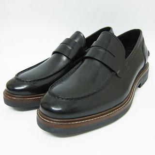 Coach Penny NEW Lug Sole Loafers