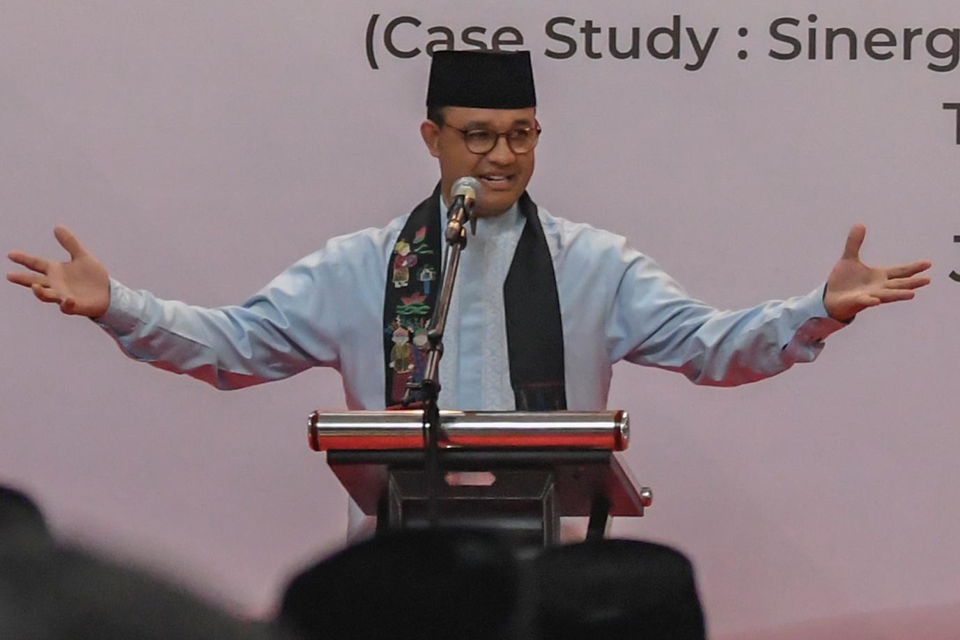 Survei Indo Barometer, Anies Baswedan Paling Berpotensi Jadi Presiden 2024