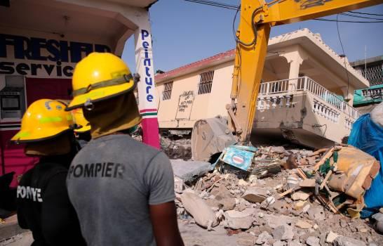 El tiempo se agota para hallar sobrevivientes en Haití tras 7 días del sismo