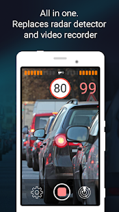 Smart Driver: Radar Detector and Video Recorder Screenshot