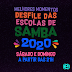 TVE exibe melhores momentos dos Desfiles das Escolas de Samba de 2020