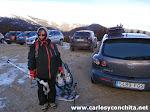 24-01-2015 - Lago de Balcere (raquetas)