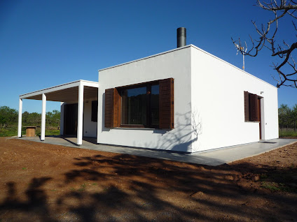 Blochouse casas mediterr neas google - Casas prefabricadas mediterraneas ...
