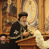 His Holiness Pope Tawadros II visit to St. Mark LA - _MG_0594.JPG
