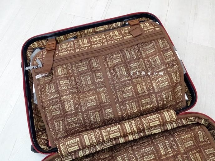 25 史努比登機箱 關西空港 關西旅遊 大阪旅遊 必買 戰利品