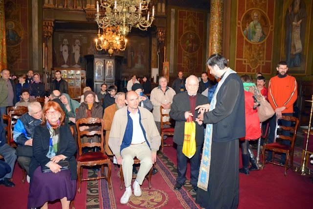 Sorin Dumitrescu la Sf. Silvestru despre Inviere 123