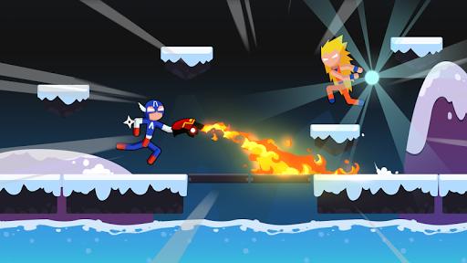 Stickman Dragon Fight - Supreme Stickman Warriors 1.0.12 screenshots 15