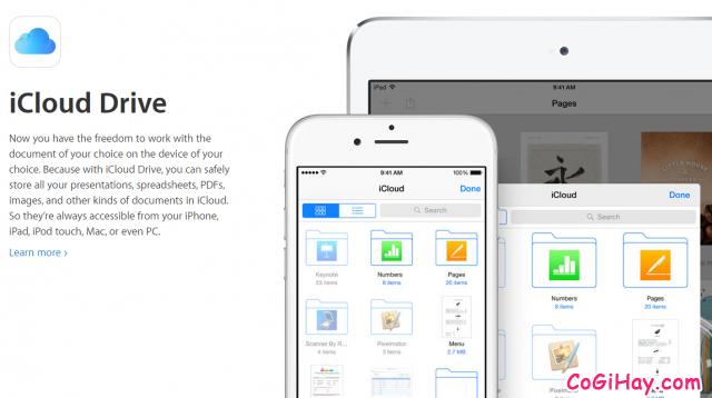 Tầm quan trọng của Apple ID, tài khoản iCloud