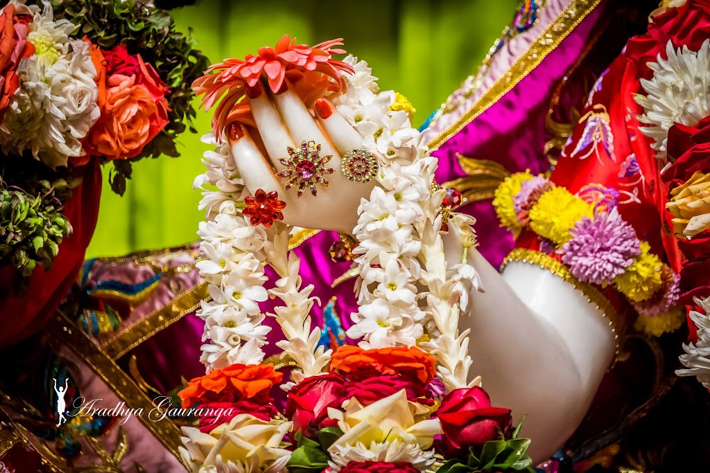 ISKCON Mayapur Deity Darshan 11 Jan 2017 (5)