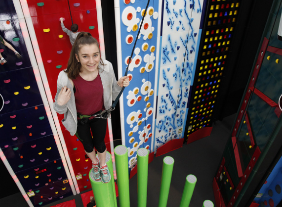 100 things to do in melbourne with kids play centre clip and climb berwick