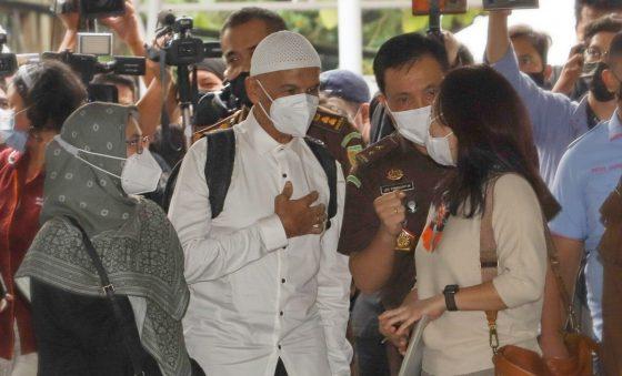Tolak Vonis Hakim, Mark Sungkar: Demi Allah Tak Ada yang Saya Nikmati
