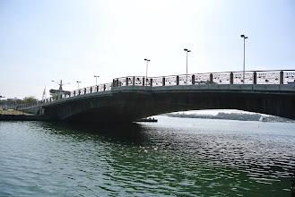 Photo: 安億橋(過橋後就是漁人碼頭)