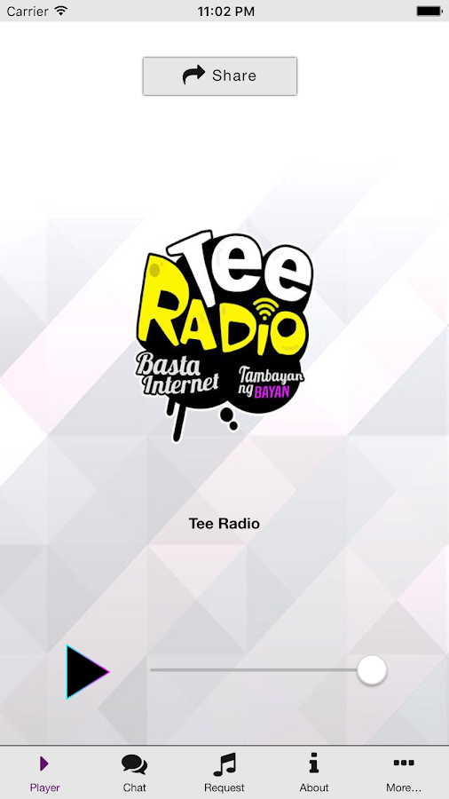 Tee Radio- screenshot