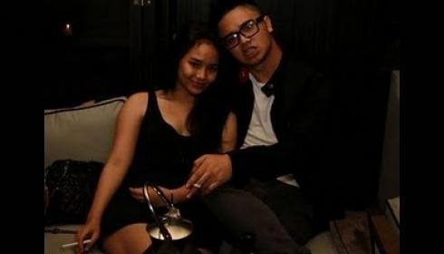 Gita Gutawa & Derby Romero Smoking