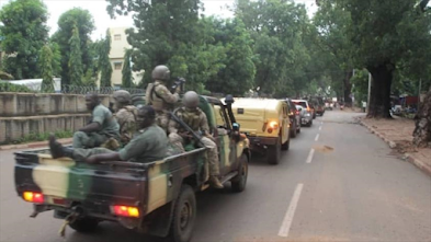 Mali 'dissolves' military junta, 5 months after coup