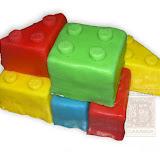 11. kép: Formatorták (fiúknak) - LEGO torta